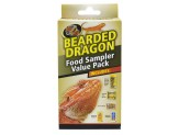 Zoo Med Bearded Dragon Food Sampler Value Pack