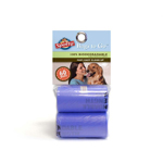 Royal Pet Bags To Go Rolled Doggy Pick Up Refill Bags 60Ct