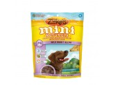 Zukes Dog Mini Natural Wild Rabbit 6Oz