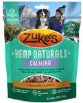Zukes Dog Hemp Naturals Calm Grain Free Chicken 5Oz