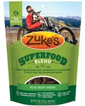 Zukes Dog Super Tasty Greens 6Oz
