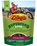 Zukes Dog Super Yummy Berry 6Oz