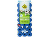 Bags on Board Economy Pack Refill Dog Waste Bags, 315 ct