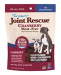 Ark Naturals Sea Mobility Joint Rescue Cranberry  Dog Treats, 9-Oz. Bag