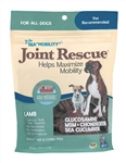 "Ark Naturals Sea ""Mobility"" Joint Rescue Lamb Jerky Dog Treats, 9-oz bag"