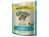 FELINE GREENIES Dental Treats for Cats Ocean Fish Flavor 5.5 oz.