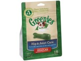 Greenies Hip And Joint Regular Size Dental Dog Chews - 18 Ounces 18 Treats