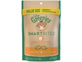 FELINE GREENIES SMARTBITES Hairball Control Chicken Flavor Treats for Cats 4.6 Ounces