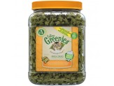 FELINE GREENIES Dental Treats Oven Roasted Chicken Flavor 21 Ounces
