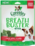 Greenies Breath Buster Bites Apple 5.5oz