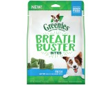 GREENIES BREATH BUSTER Bites Fresh Flavor Treats for Dogs 11 Ounces