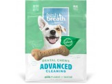 TropiClean Dental Chew Advanced Dog Treat 25+lbs Regular 10pc