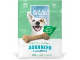 TropiClean Dental Chew Advanced Dog Treat 2-25lbs Small 20ct5