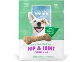 TropiClean Dental Chew Hip & Joint Dog Treat 25+lbs Regular 10pc