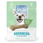 TropiClean Dental Stick Dog Treat 5-25lbs Small 12pc