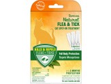 TROPICLEAN CAT TREATMENT FLEA & TICK 3 PACK