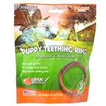 NBONE Dog TEETH RING Pumpkin  3PK