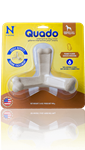 NBONE Dog QUADO USA Peanut Butter  Medium