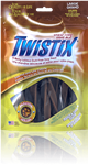 NBONE Dog TWISTIX Peanut Butter  Large 5.5 oz.