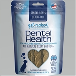 Get Naked Dog Grain-Free Dental Health Small 6.6 oz.