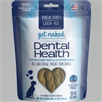 Get Naked Dog Grain-Free Dental Health Small 15 oz.