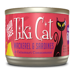 Tiki Pets Cat Grill Mkh Mackerelsar 2.8 Oz.(Case Of: 12)
