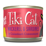 Tiki Pets Cat Grill Mkh Mackerelsar 6 Oz.(Case Of: 8)