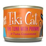 Tiki Pets Cat Grill Manana Ahi Tuna 6 Oz.(Case Of: 8)