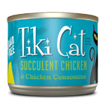 Tiki Pets Cat Luau Puka Chicken 6 Oz.(Case Of: 8)
