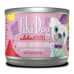 Tiki Pets Dog Aloha North Shore Chicken Tuna 3.5 Oz. Pouch(Case Of: 12)