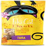 Tiki Pets Cat After Dark Flakes Tuna 1.5 Oz.(Case Of: 5)