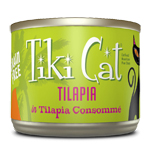 Tiki Pets Cat Luau Kapi Talapia 6 Oz.(Case Of: 8)