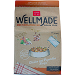 Cloud Star WellMade Dog Grain Free Dehydrated CKN VEG 8# 8#