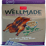 Cloud Star WellMade Baked Duck Meal, Chickpeas, & Peas Recipe Grain-Free Dry Dog Food 4.5#