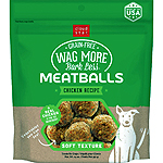 CLOUDSTAR WAGMORE DOG MEATBALL GRAIN FREE BEEF 14OZ