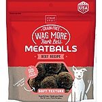 CLOUDSTAR WAGMORE DOG MEATBALL GRAIN FREE LAMB 14OZ