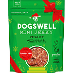 DOGSWELL DOG HOLIDAY JERKY TURDUCKEN 4OZ