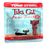 Tiki Pets Cat Aloha Tuna Shrimp 3 Oz.(Case Of: 12)