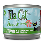 Tiki Pets Cat Aloha Tuna Whitefish 3 Oz. Pouch(Case Of: 12)