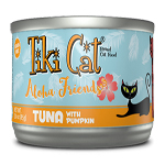Tiki Pets Cat Aloha Tuna Pumpkin 3 Oz. Pouch(Case Of: 12)