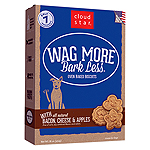 CLOUDSTAR WAGMORE DOG BAKED BACON CHEESE & APPLE 3LB