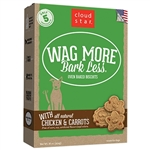 WAGMORE DOG BAKED CHICKEN & CARROT 3LB
