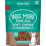 CLOUDSTAR WAGMORE DOG GRAIN FREE SOFT & CHEWY CHICKEN 20OZ