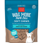 CLOUDSTAR WAGMORE DOG GRAIN FREE SOFT & CHEWY CHICKEN 5OZ