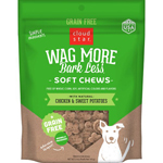 CLOUDSTAR WAGMORE DOG GRAIN FREE SOFT & CHEWY DUCK 5OZ