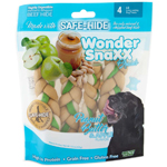 Wonder SnaXX Braids Peanut Butter & Apple Large 4ct