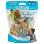 Wonder SnaXX Braids Peanut Butter & Apple Small/Medium 6pk