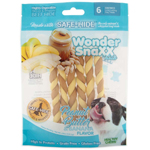 Wonder SnaXX Twists Peanut Butter & Banana 6ct