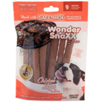 Wonder Snaxx Stixx Chicken Liver 9Ct
