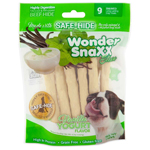 Wonder SnaXX StiXX Vanilla Yogurt 9ct